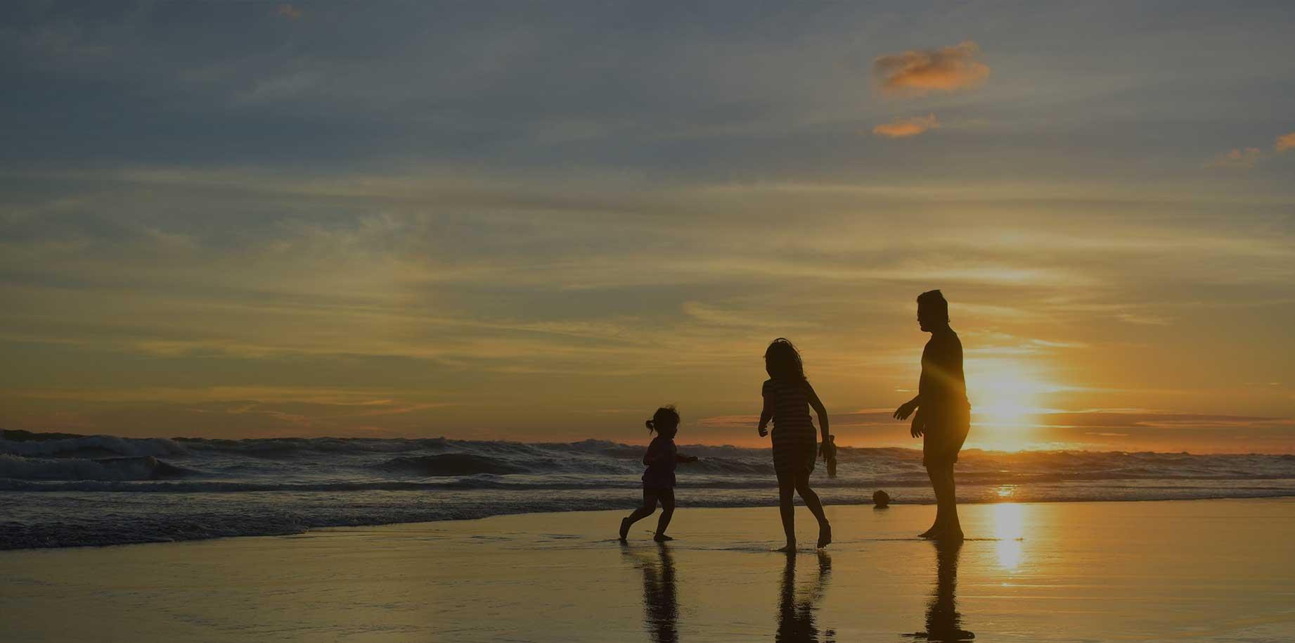 Zeit für die Familie in unserer Ferienwohnung
