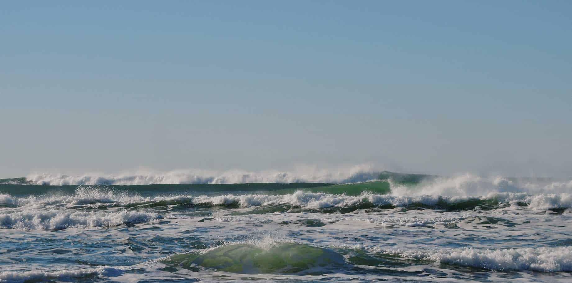 Brandung Ferienwohnung Meerzeitperle Rügen